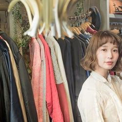 柴田紗希が伝授 古着の選び方のポイントとは