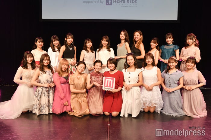 「MISS OF MISS CAMPUS QUEEN CONTEST 2020」ファイナリスト(C)モデルプレス