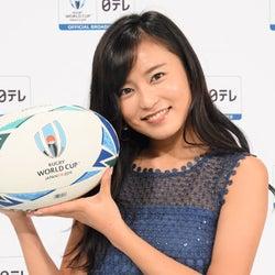 小島瑠璃子、日テレ系「ラグビーワールドカップ2019」応援マネージャーに「貴重な経験」