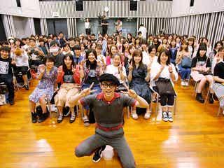 菅田将暉「俳優として1番恥ずかしい」 初の公開収録に照れ