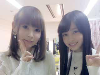 中川翔子、橋本環奈は「キラッキラしてる」2ショットに興奮止まらず
