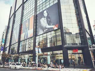 安室奈美恵×「H&M」コラボ発売日に16,000人以上の行列