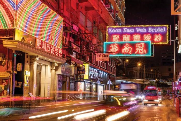 冠南華/画像提供:香港政府観光局