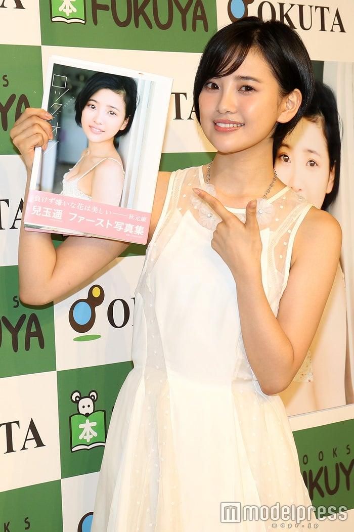 """HKT48兒玉遥、過去最大露出の""""メロンヒップ""""に自信(C)モデルプレス"""