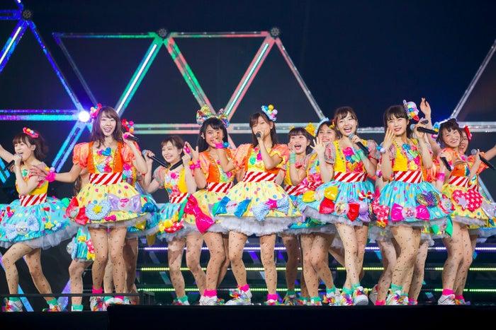「NMB48コンサート 2016 Summer いつまで山本彩に頼るのか?」(C)NMB48