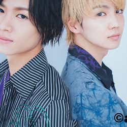 モデルプレス - THE RAMPAGE川村壱馬&吉野北人、悶絶するほど美しい姿で「ar」登場