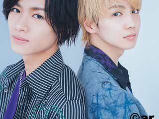 THE RAMPAGE川村壱馬&吉野北人、悶絶するほど美しい姿で「ar」登場