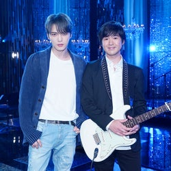 ジェジュン、初登場で名曲カバー 藤巻亮太と「粉雪」コラボも