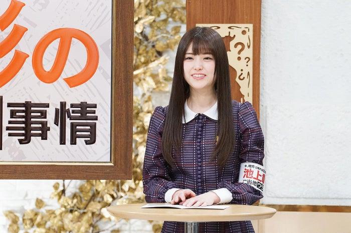 松村沙友理 (C)テレビ東京