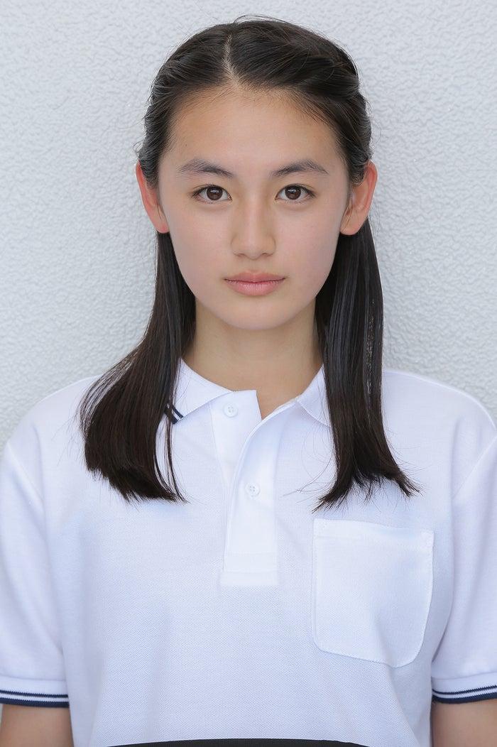 実写版「時をかける少女」でドラマデビューを果たす八木莉可子(画像提供:所属事務所)