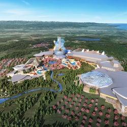 ハードロック、北海道苫小牧への統合型リゾート構想イメージを初公開