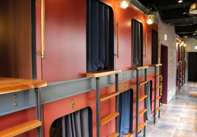 HARE-TABI Traveler's inn YOKOHAMA/画像提供:アミナコレクション