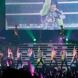 『SUPER ハンサム LIVE 2014 ~EVER LASTING SHOW~』より