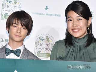 横澤夏子、ハーフ美少年・翔の成長に驚き「彼女にするなら?」の回答に「楽しみ」