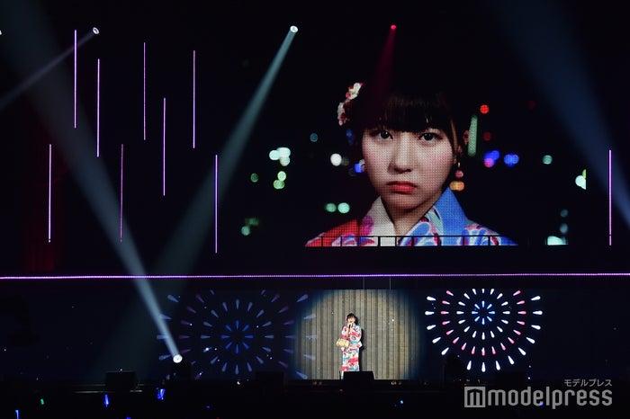 田中美久「AKB48グループ感謝祭~ランクインコンサート~」 (C)モデルプレス