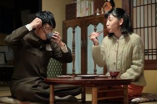 「まんぷく」福子(安藤サクラ)、萬平(長谷川博己)と幸せな結婚生活 ついに通達届く<第4週あらすじ>