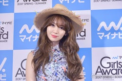 小嶋陽菜、久々のロングヘア姿 AKB48卒業後の心境も語る