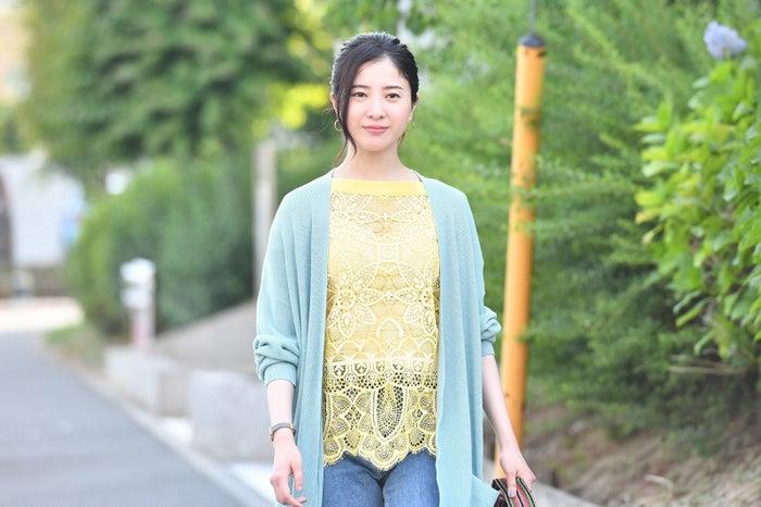 吉高由里子/「わたし、定時で帰ります。」最終話より(C)TBS