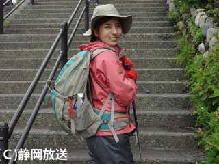 人気グラドル、富士山登山に初挑戦「もう誰にも頼れない」