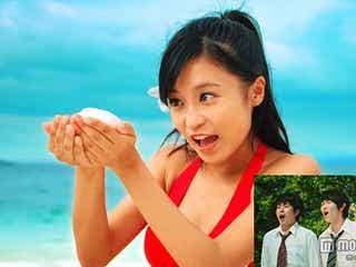小島瑠璃子のセクシー赤ビキニ姿に興奮&悶絶「かわいすぎる」
