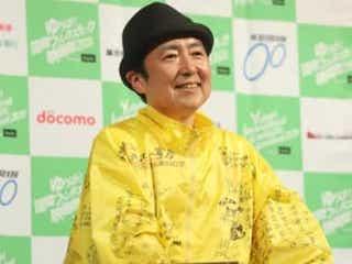 笠井信輔アナに夕張市民が「おかえり!」闘病を支えた寄せ書きジャンパー