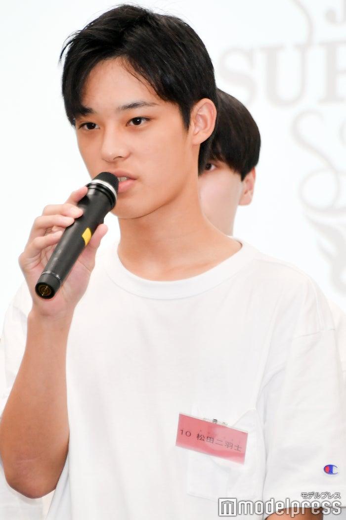 松田二羽士さん (C)モデルプレス