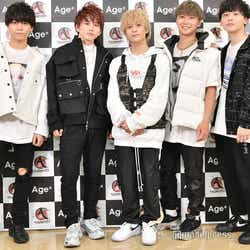 Da-iCE(左から)岩岡徹、花村想太、和田颯、大野雄大、工藤大輝(C)モデルプレス