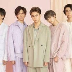 超特急、CDデビュー8周年記念日に新体制第一弾となるシングルを発表
