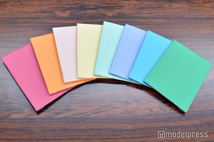 8色のくじから選ぶ(C)モデルプレス