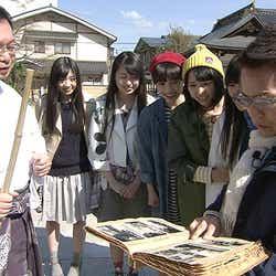 加藤茶と福島を巡るももいろクローバーZ