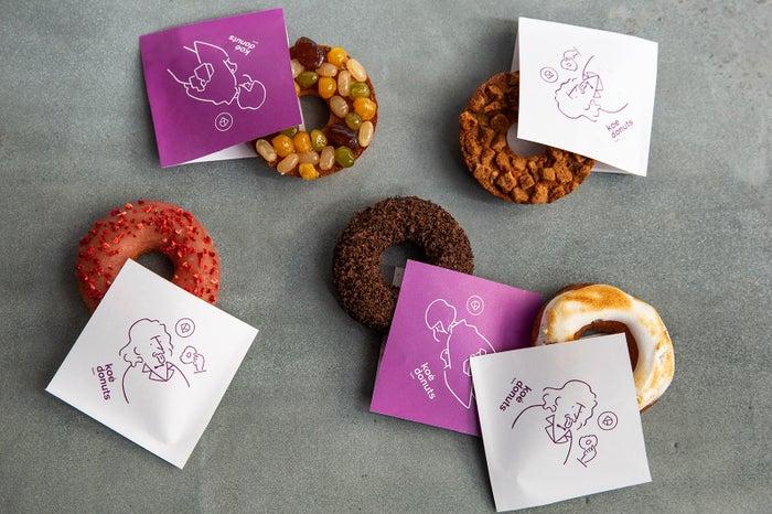 koe donuts/画像提供:ストライプインターナショナル