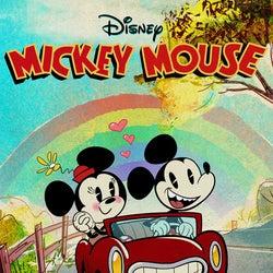 米ディズニー新アトラクション「ミッキーとミニーのランナウェイ・レイルウェイ」一部先行公開 オープン日も決定