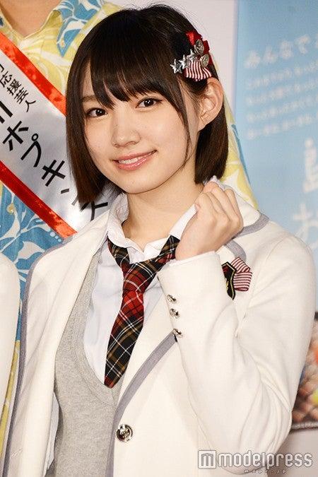 NMB48太田夢莉 (C)モデルプレス
