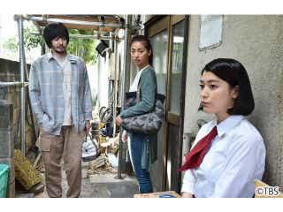 成海璃子「初めて来たのに懐かしい」ドラマ『おかしの家』大規模セットに感激