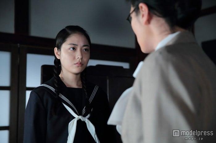 """""""物理オタク""""の女の子(C)NHK"""