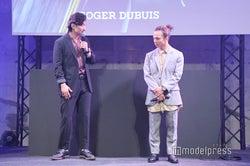 MAKIDAI、平野歩夢選手 (C)モデルプレス