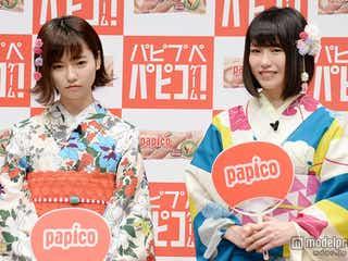 AKB48横山由依、島崎遥香らしっとり浴衣姿「たかみなさんがいないと心配」
