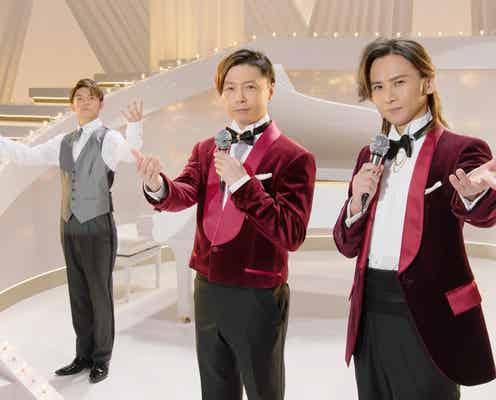 King & Prince岸優太、ダイナミックなピアノ演奏でKinKi Kidsをサポート「爪痕残せたと思います」