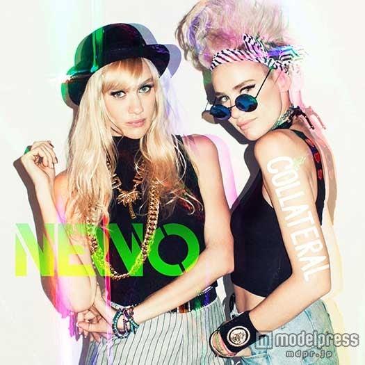 NERVOのデビューアルバム「COLLATERAL」(8月5日発売)CD