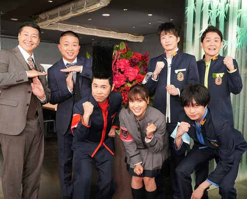 Sexy Zone中島健人&土屋太鳳、本気ダンス披露で歓声浴びる