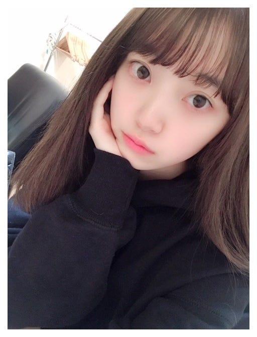 堀未央奈のすっぴん/公式ブログより