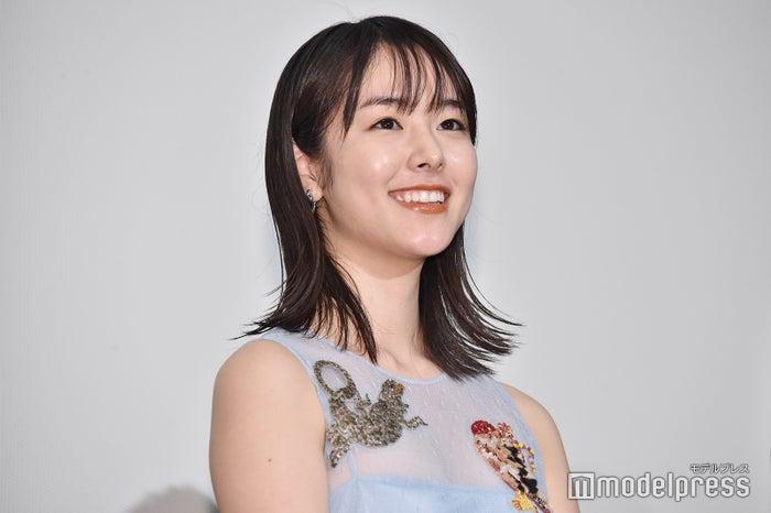 """""""前髪あり""""の唐田えりか (C)モデルプレス"""