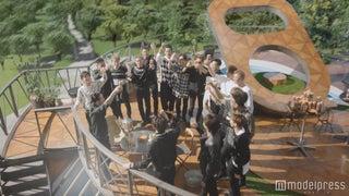 "EXILE TRIBE、アドリブで収めた""素""の表情満載 ""リアル飲み会""がパワーアップ"