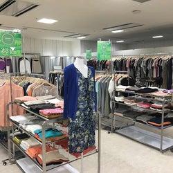 「オンワード・リユースパーク」 藤崎に限定店オープン