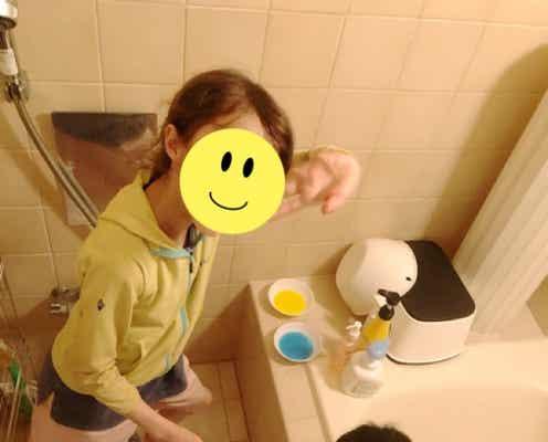 松嶋尚美、娘と友人の風呂での遊び方に感心「ほんとに考えるよね」