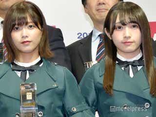 欅坂46「ベストキャラクター賞」受賞 今後の活動への思い語る<DIMEトレンド大賞>