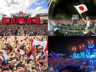 「ULTRA JAPAN 2015」タイムテーブル発表
