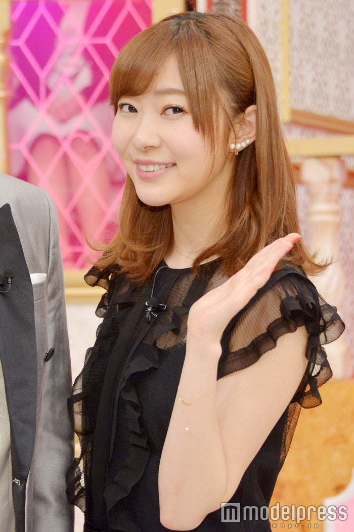 HKT48卒業後の不安を明かした指原莉乃(C)モデルプレス