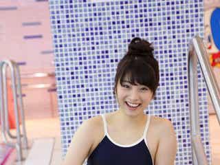 """日本一かわいい女子高生・りこぴん、スクール水着&セーラー服姿を披露 """"高校卒業""""グラビアを大胆放出"""