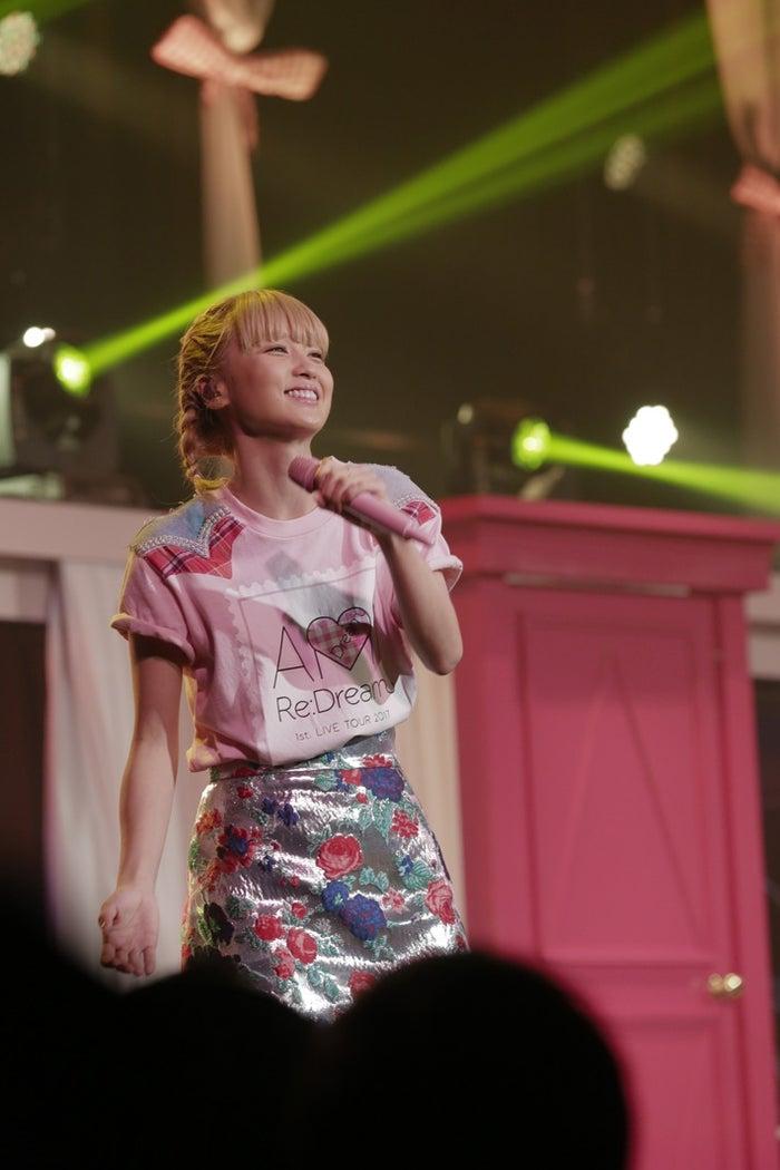 Dream Ami/単独ソロツアー東京公演の様子(提供写真)